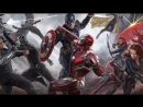 🎬Первый мститель Противостояние Captain America Civil War 2016 HD