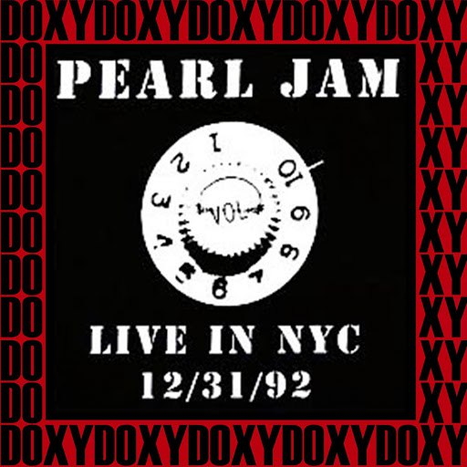 Pearl Jam альбом The Academy, New York, December 31st, 1992 (Doxy Collection, Remastered, Live on Broadcasting)