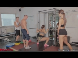 Little Caprice - WeCumToYou Part 2 - Gym.