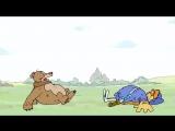 Ни пуха ни пера! Лучший мультфильм об Охоте.
