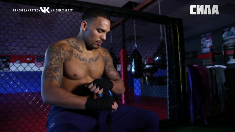 Fight Night Belem Eryk Anders - I Have Unlimited Potential