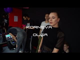 Korneva Olga | HIP-HOP, LADY STYLE, JAZZ-FUNK