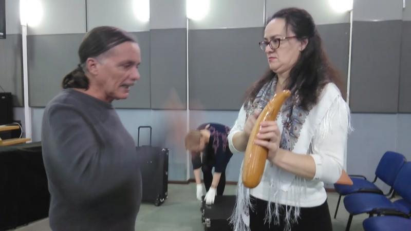 Мастер классы на тему пуэрториканских ритмов