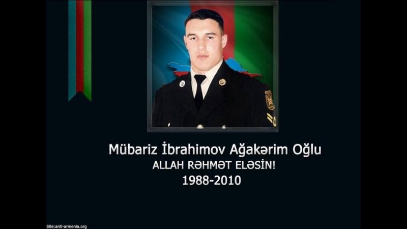 Milli Qəhrəman, Mübariz İbrahimovun doğum günü üçün hazırlanmış FLASHMOB.