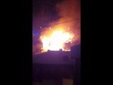Пожар на Окулова