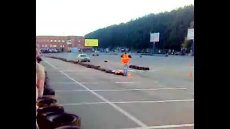 Иж2126 vs Форд Фокус