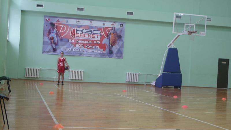 Баскетбол 9-11 класс олимпиада 2017