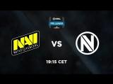 NAVI vs Team EnVyUs @ESL Pro League S7