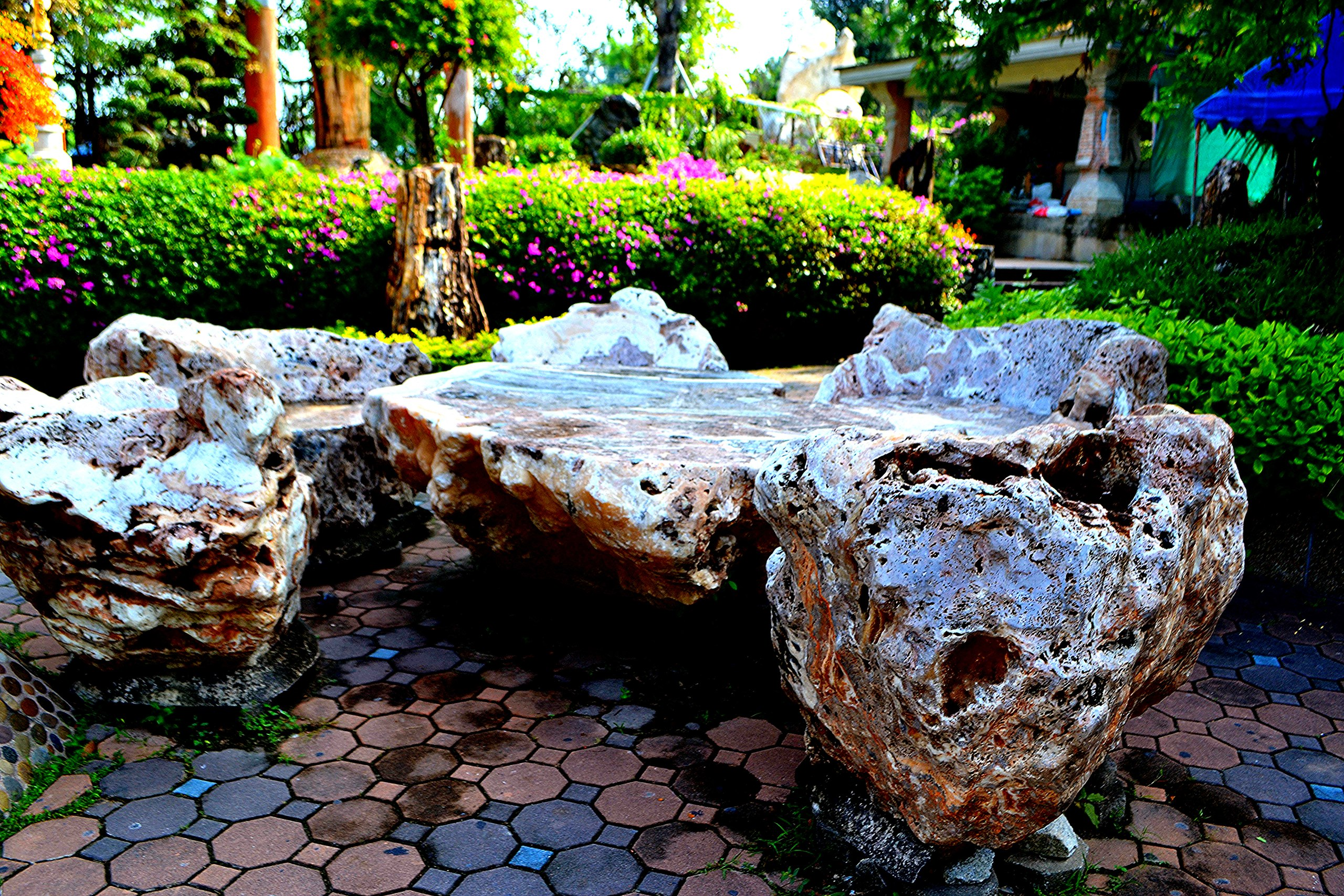 Елена Руденко ( Валтея ). Таиланд. Парк миллионолетних камней и крокодиловая ферма. YZl11fK-LSQ