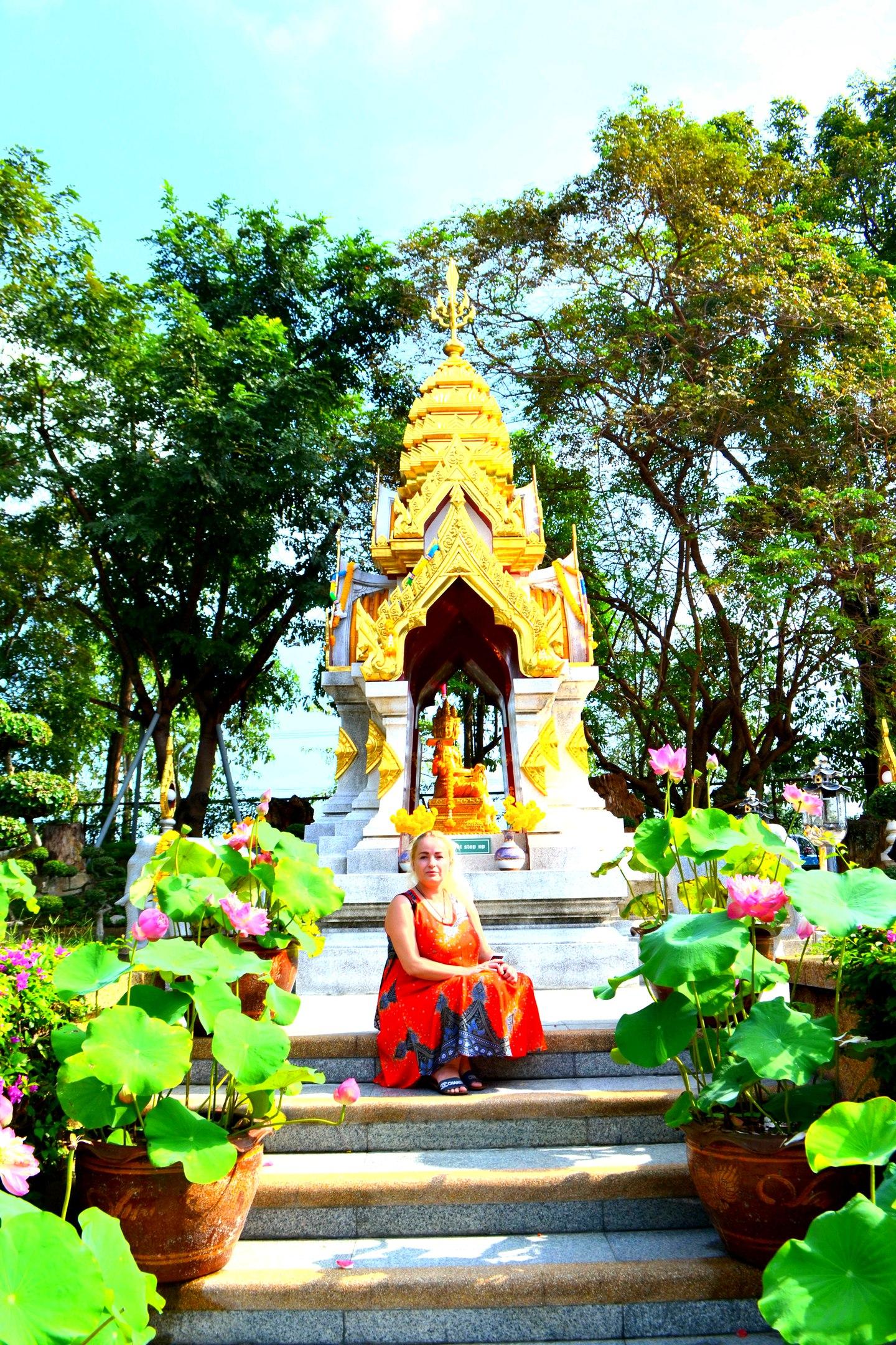 Елена Руденко ( Валтея ). Таиланд. Парк миллионолетних камней и крокодиловая ферма. NIU5z3-8lLE