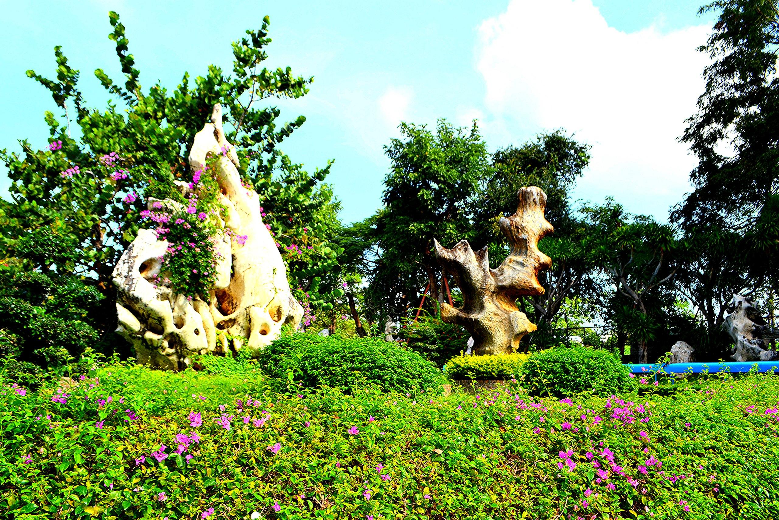 Елена Руденко ( Валтея ). Таиланд. Парк миллионолетних камней и крокодиловая ферма. XvofOpc3VhY