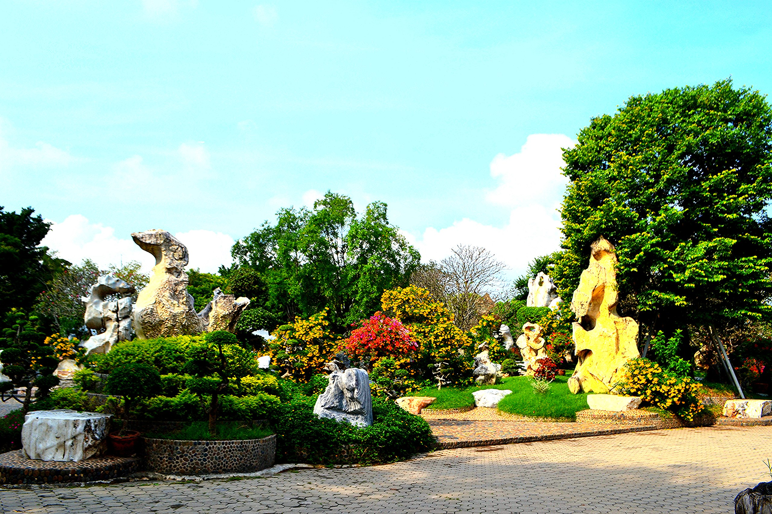 Елена Руденко ( Валтея ). Таиланд. Парк миллионолетних камней и крокодиловая ферма. _py1YRLYTrw