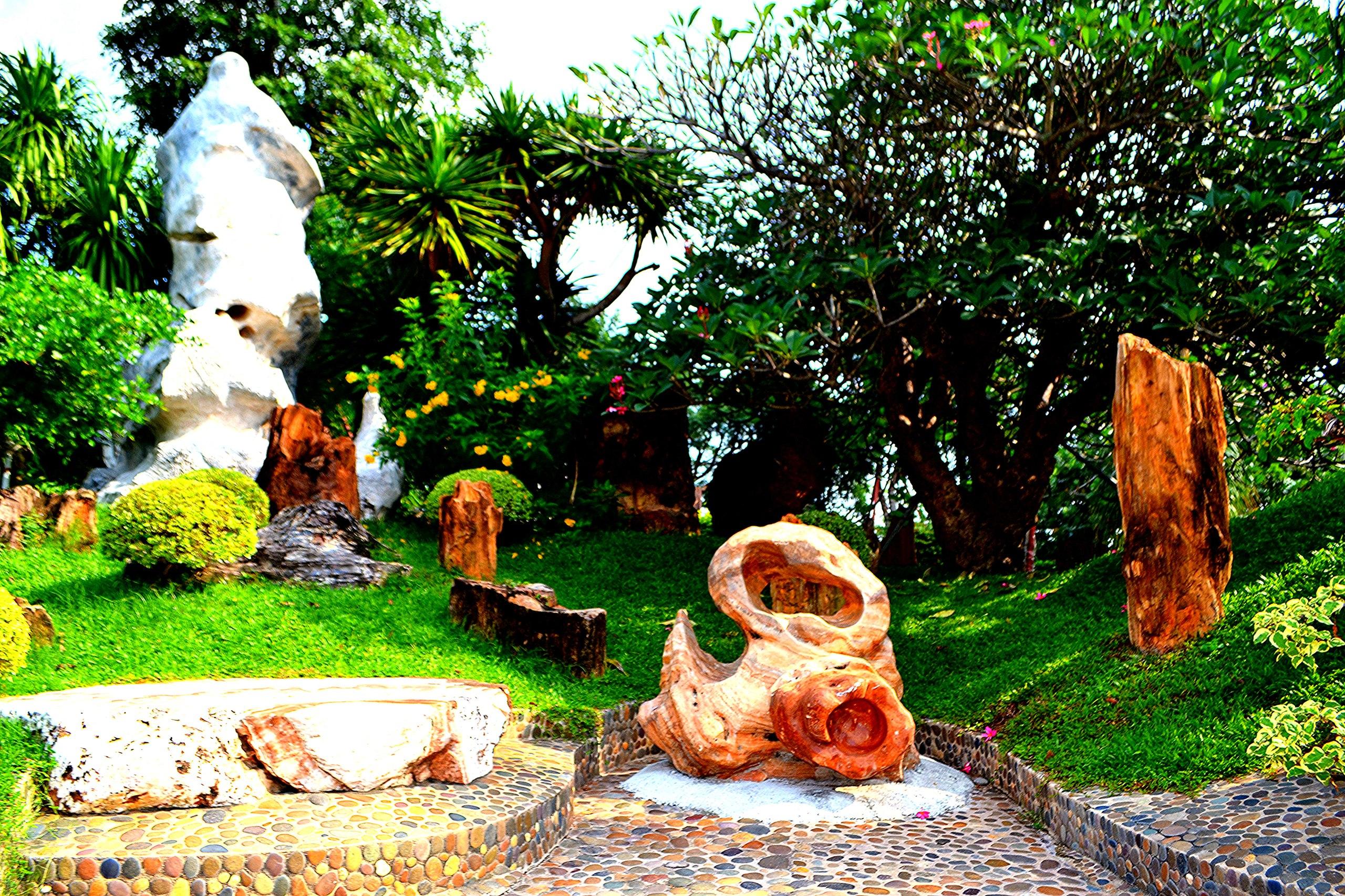 Елена Руденко ( Валтея ). Таиланд. Парк миллионолетних камней и крокодиловая ферма. RaSANyxkMLw