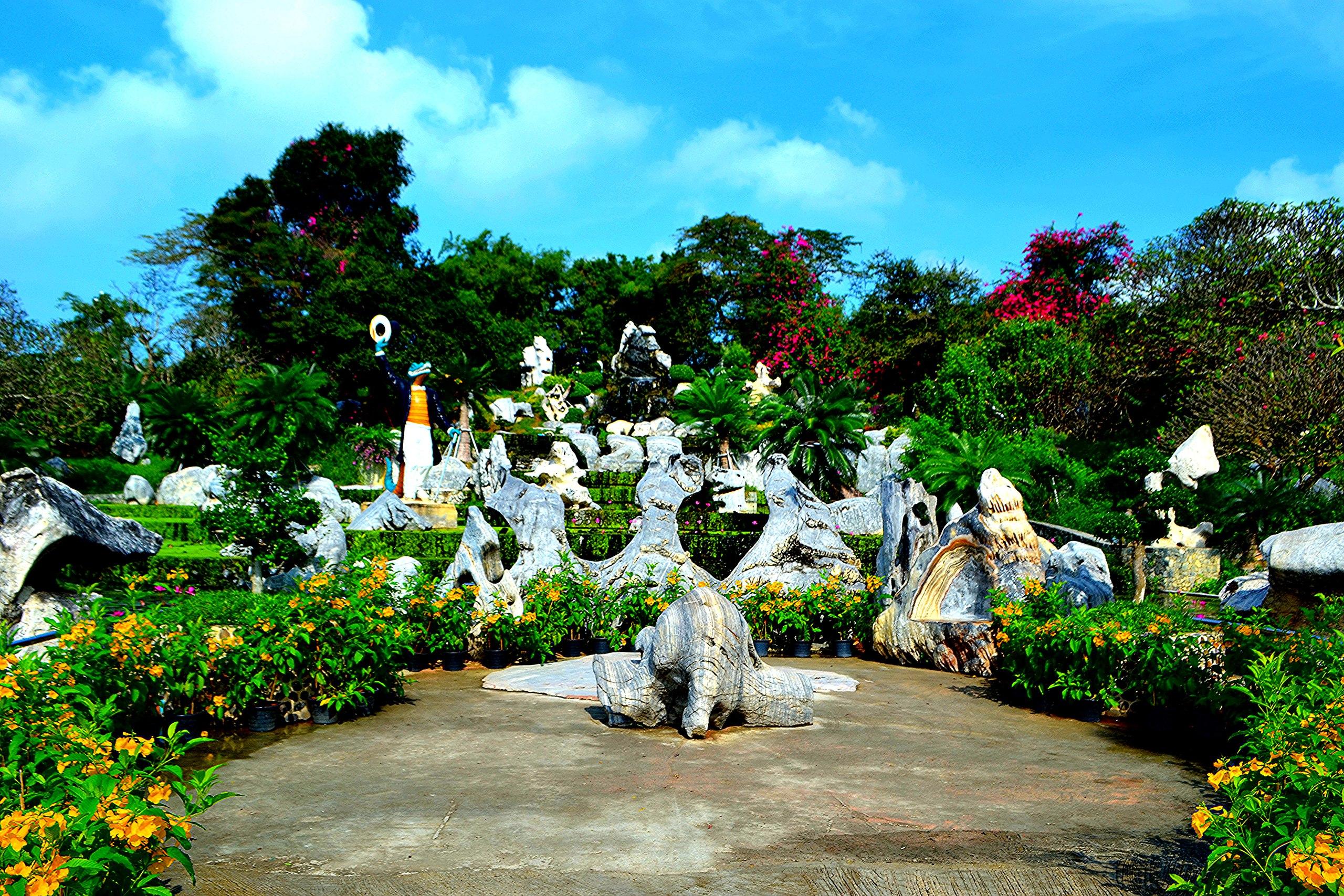 Елена Руденко ( Валтея ). Таиланд. Парк миллионолетних камней и крокодиловая ферма. YpSEizNgJyc
