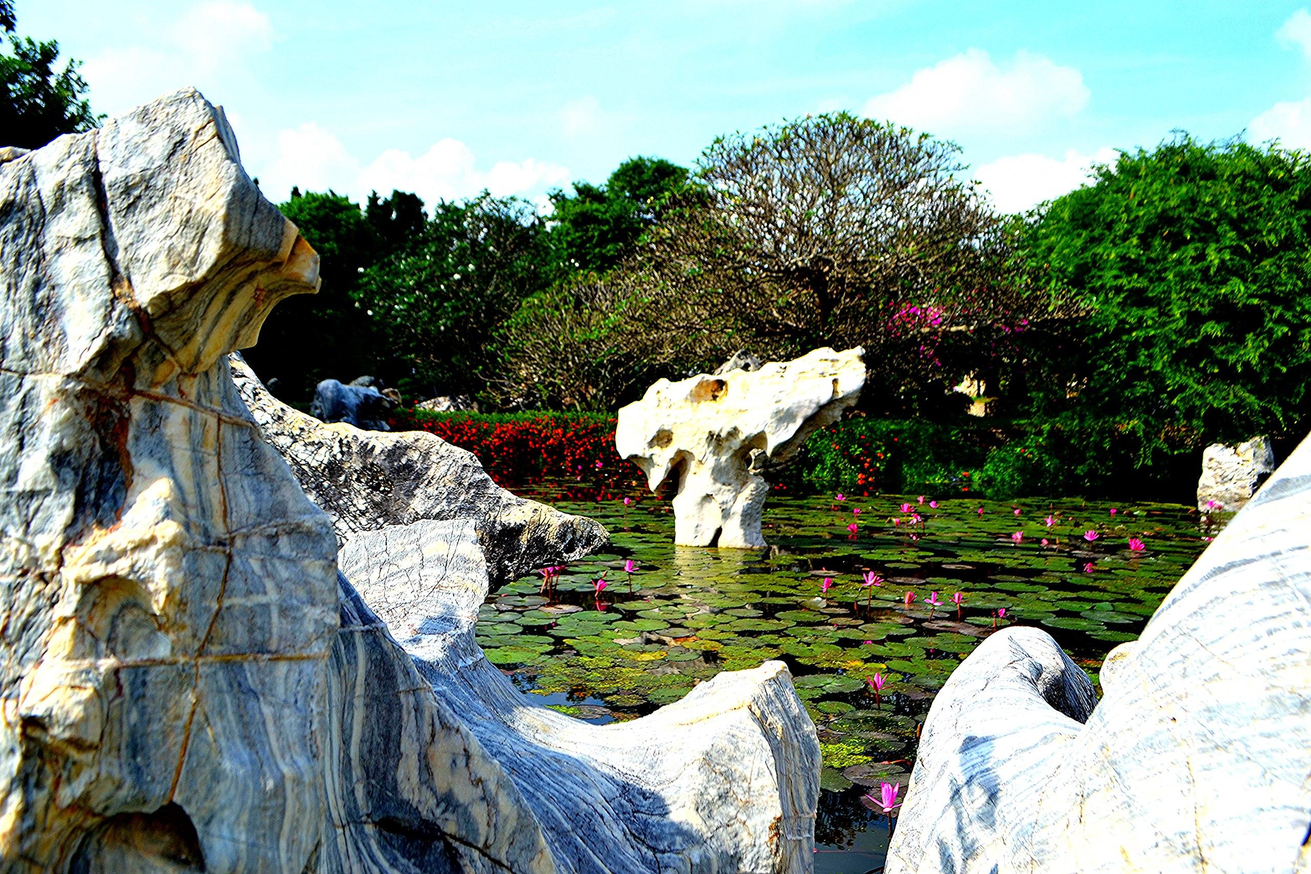 Елена Руденко ( Валтея ). Таиланд. Парк миллионолетних камней и крокодиловая ферма. 46tbY7ffwek