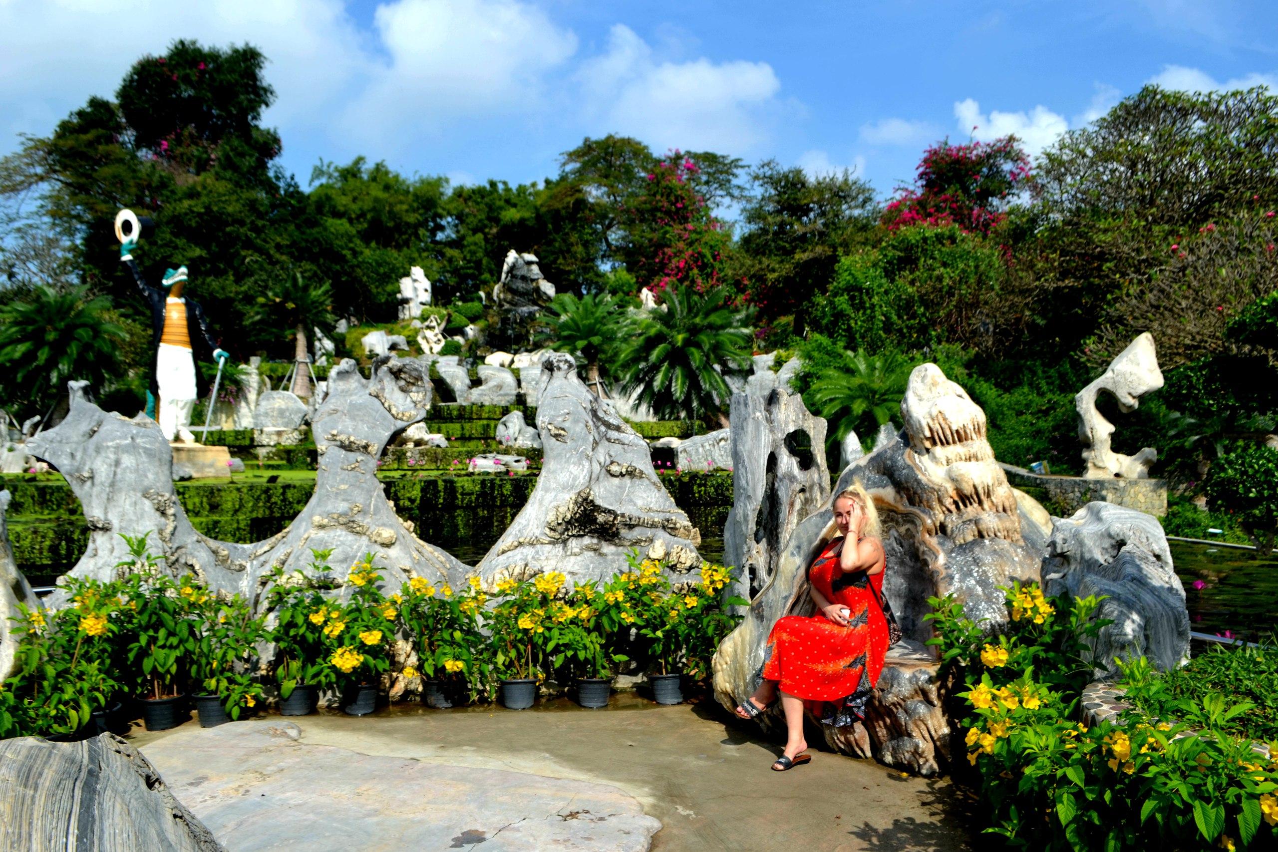 Елена Руденко ( Валтея ). Таиланд. Парк миллионолетних камней и крокодиловая ферма. R-c3NwwPSW0
