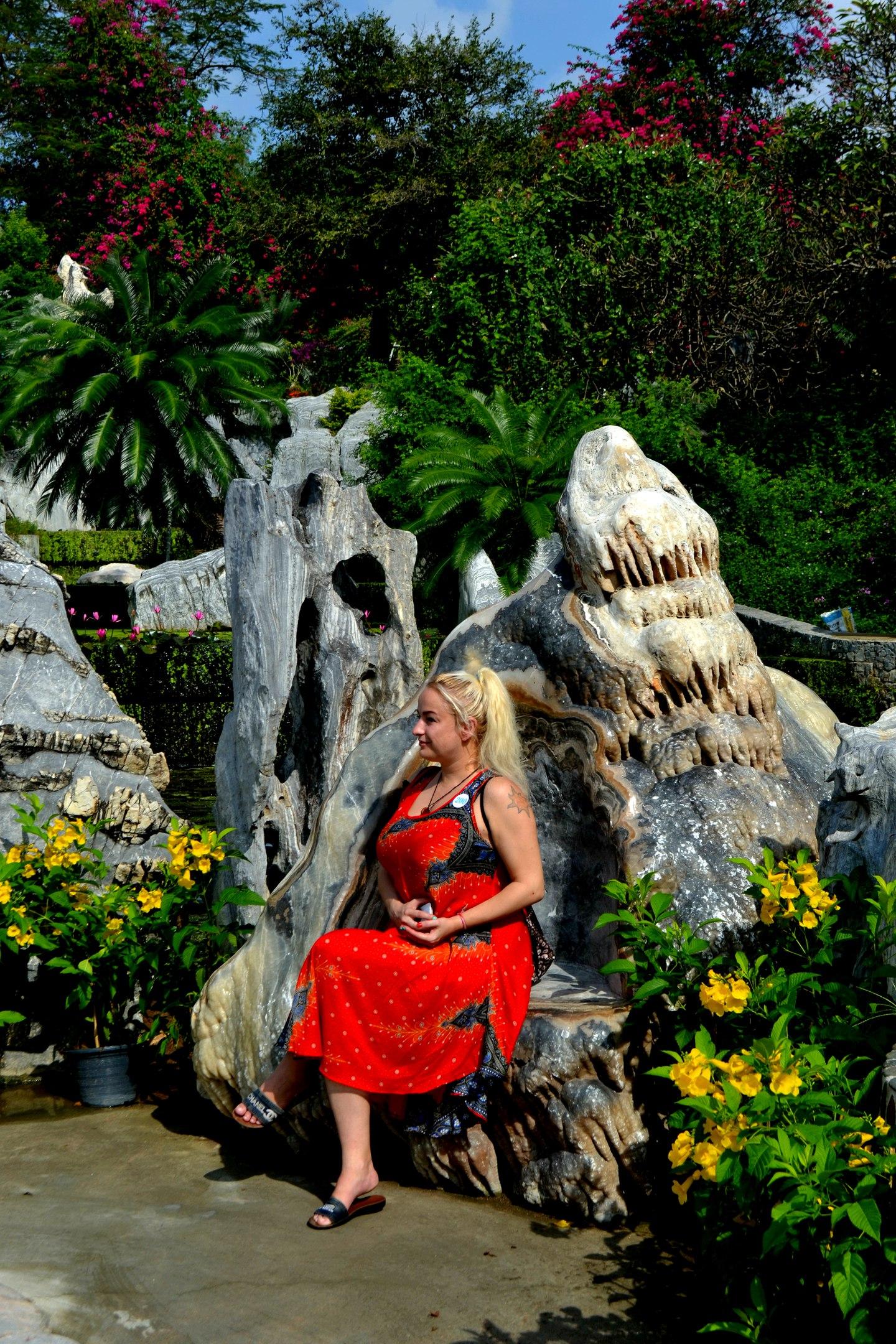 Елена Руденко ( Валтея ). Таиланд. Парк миллионолетних камней и крокодиловая ферма. Dfj-q0tl7Ho