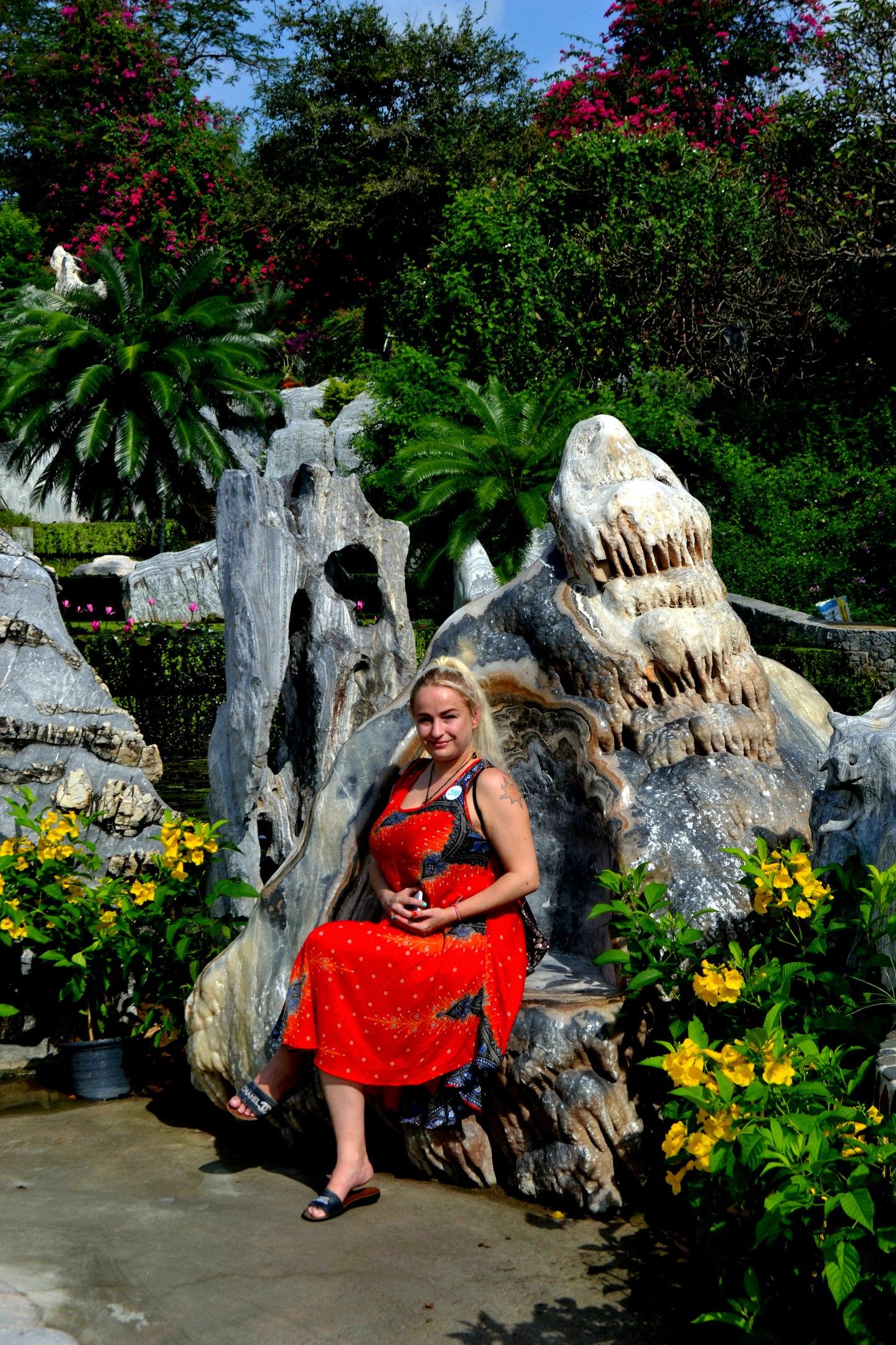 Елена Руденко ( Валтея ). Таиланд. Парк миллионолетних камней и крокодиловая ферма. S2GpOdokAm4