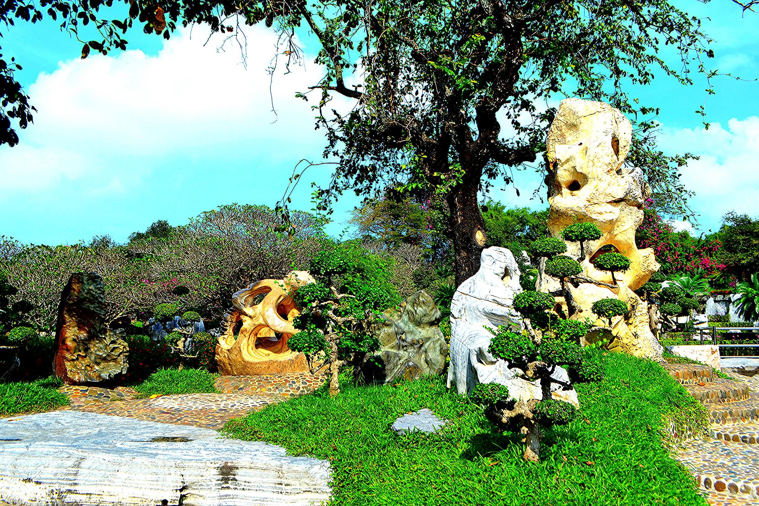 Елена Руденко ( Валтея ). Таиланд. Парк миллионолетних камней и крокодиловая ферма. 6MXqwR9-sX0