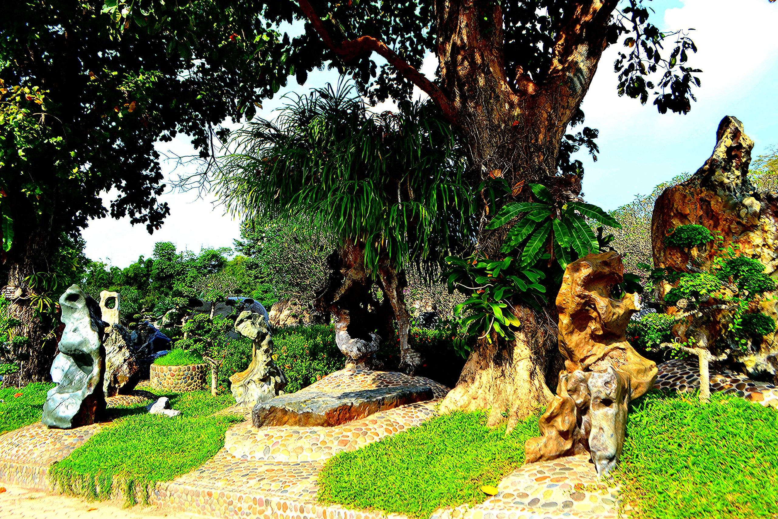 Елена Руденко ( Валтея ). Таиланд. Парк миллионолетних камней и крокодиловая ферма. MepblE24ax0