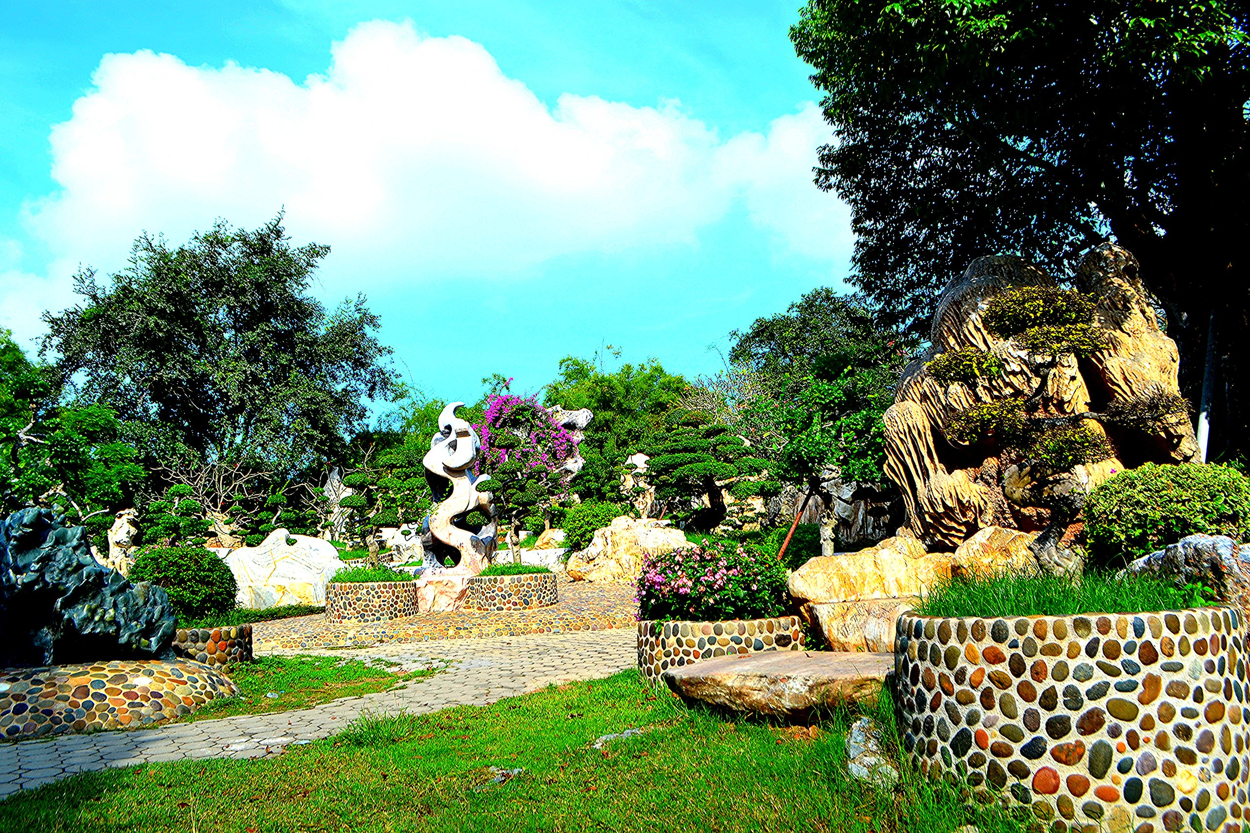 Елена Руденко ( Валтея ). Таиланд. Парк миллионолетних камней и крокодиловая ферма. 4a9W4WH8Rdk