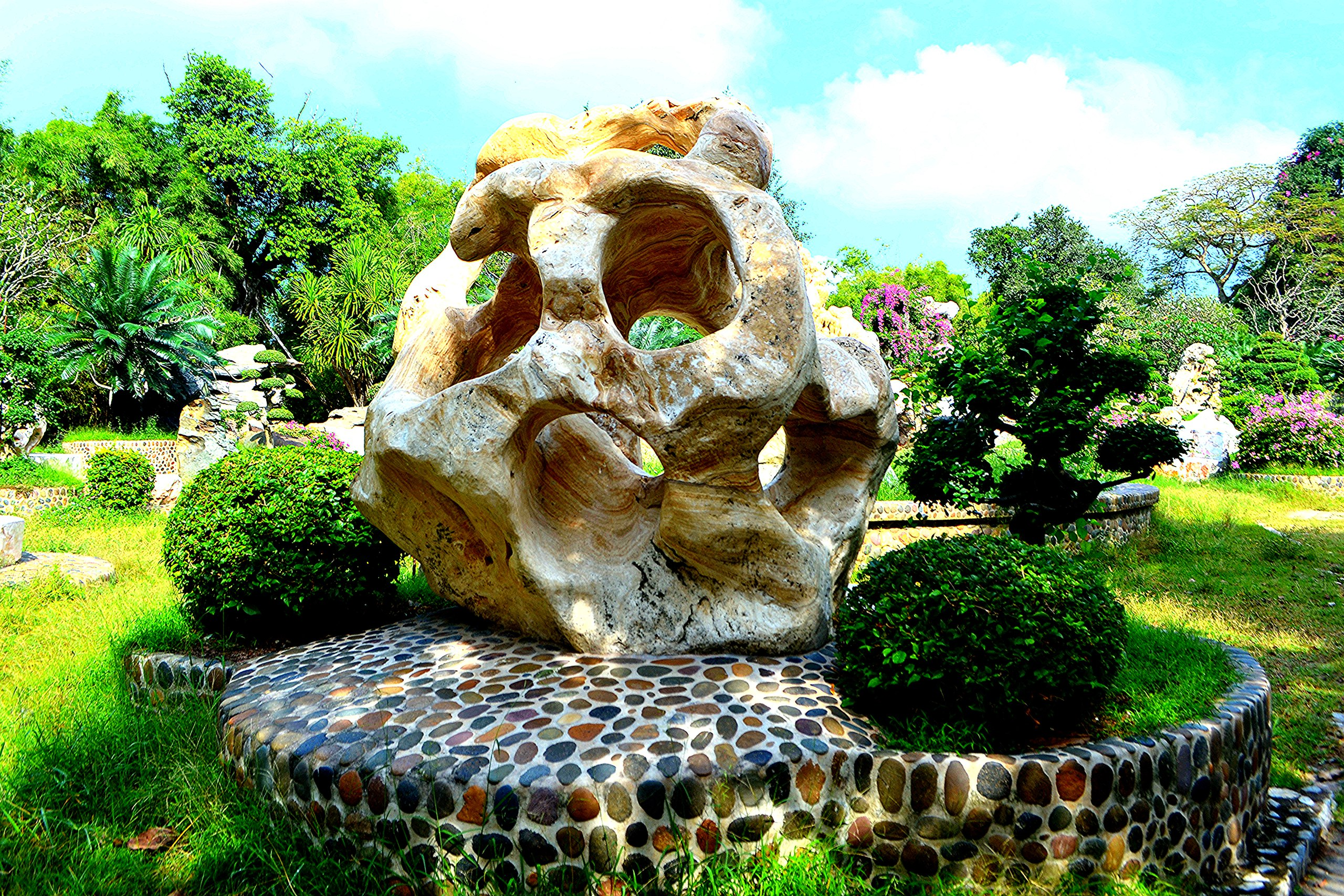 Елена Руденко ( Валтея ). Таиланд. Парк миллионолетних камней и крокодиловая ферма. Z9pwkt4JrZQ