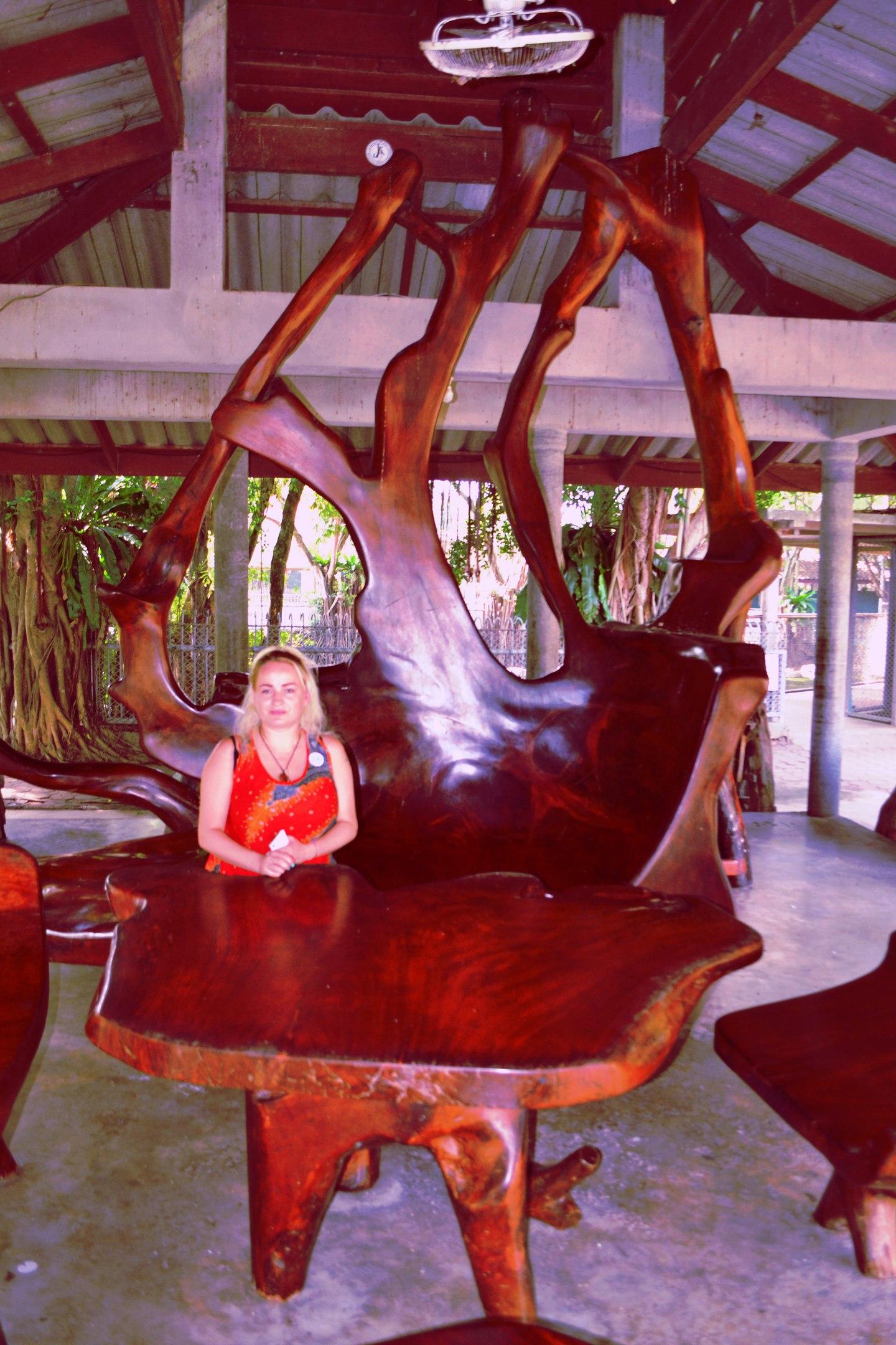 Елена Руденко ( Валтея ). Таиланд. Парк миллионолетних камней и крокодиловая ферма. Rw1geNOaxBg