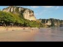 Женский йога ретрит в Тайланде, день 1, пляж Ао Нанг
