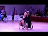Чемпионат России 2017 по танцам на колясках, Комби, Пасодобль