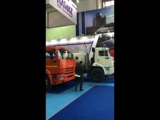 «КАМАЗ» на выставке CTECA (Commercial Transport Expo Central Asia)