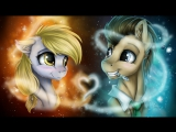 Speedpaint MLP - Lovers trought time and space