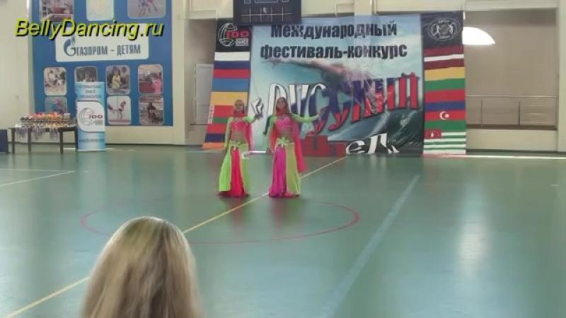 Анастасия Бризкина-Дарья Ткачева. Русский берег-2013 15213