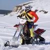 SnowBike  VORTEX - сноубайк комплекты