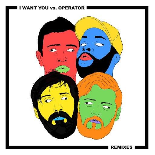 Chris Lake альбом I Want You vs. Operator Remixes
