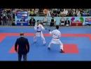 Финал Всемирных Игр в мужском кумитэ до 60 кг. Фирдовси Фарзалиев Азербайджан - Амир Мехдизадех Иран