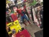 Человек-паук отжигает (6 sec)