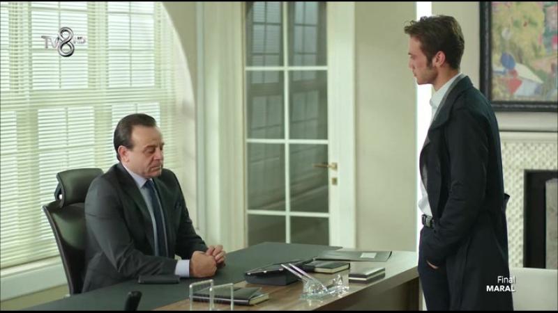 Марал(2 сезон-Финал)-Эпизод(Сарп и Халис)