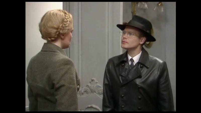 Гер Флик и секретарша...(Отрывок из киносериала: Алло, алло).