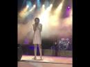 Валерия Адлейба на концерте дуэта НЕПАРА