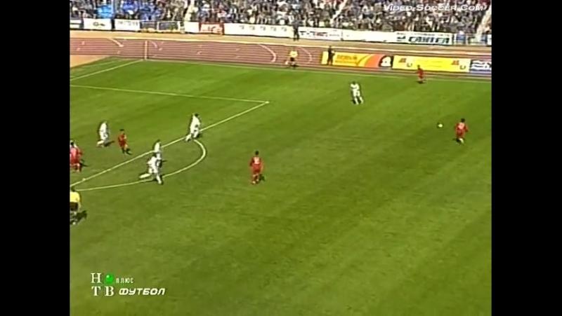 31/05/2003. ЧР 11 Тур. Рубин - Спартак 1:0