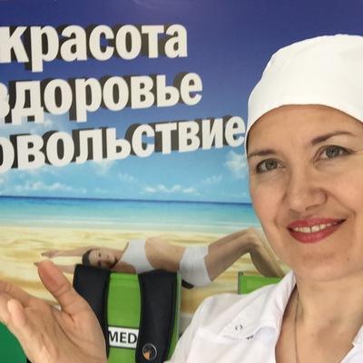 Светлана Юсупова