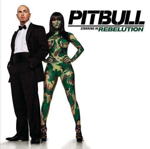 Pitbull альбом Pitbull Starring In Rebelution