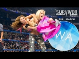 FULL MATCH - Raw vs SmackDown - Traditional Elimination Womens Tag Team Match