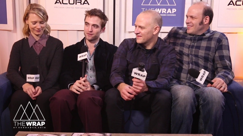 Robert Pattinson Jokes About His Horseback Riding Experience With The Wrap