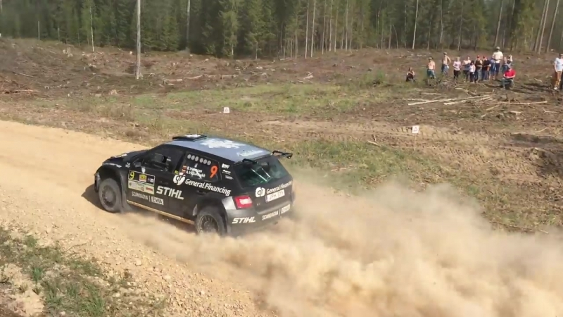 GENERAL FINANCING Team PITLANE in Rally Talsi 2017
