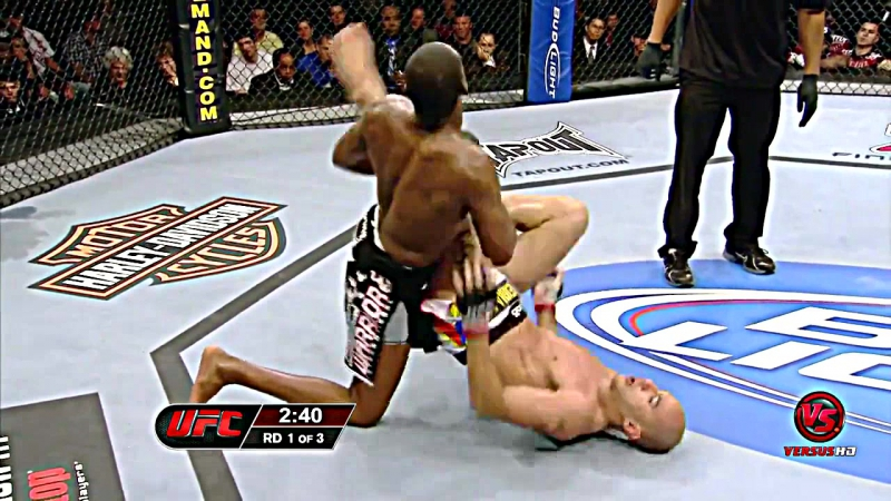 Jon Jones vs Brandon Vera BY CRUEL