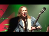 Halestorm -LIVE-  I Like It Heavy  @Berlin March 25, 2015