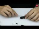 IPhone X首拆:首次双电池主板缩小一半 全球首发拆机