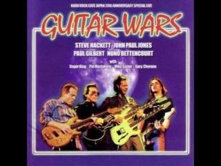 Guitar Wars : Hard Rock Cafe Super Jam Night 2004@