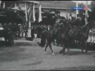 Посещение императором Николаем II Смоленска 31 августа 1912 года